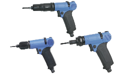 Pistol Grip Air Screwdrivers